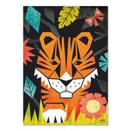 Tiptoe-Tiger-Poster